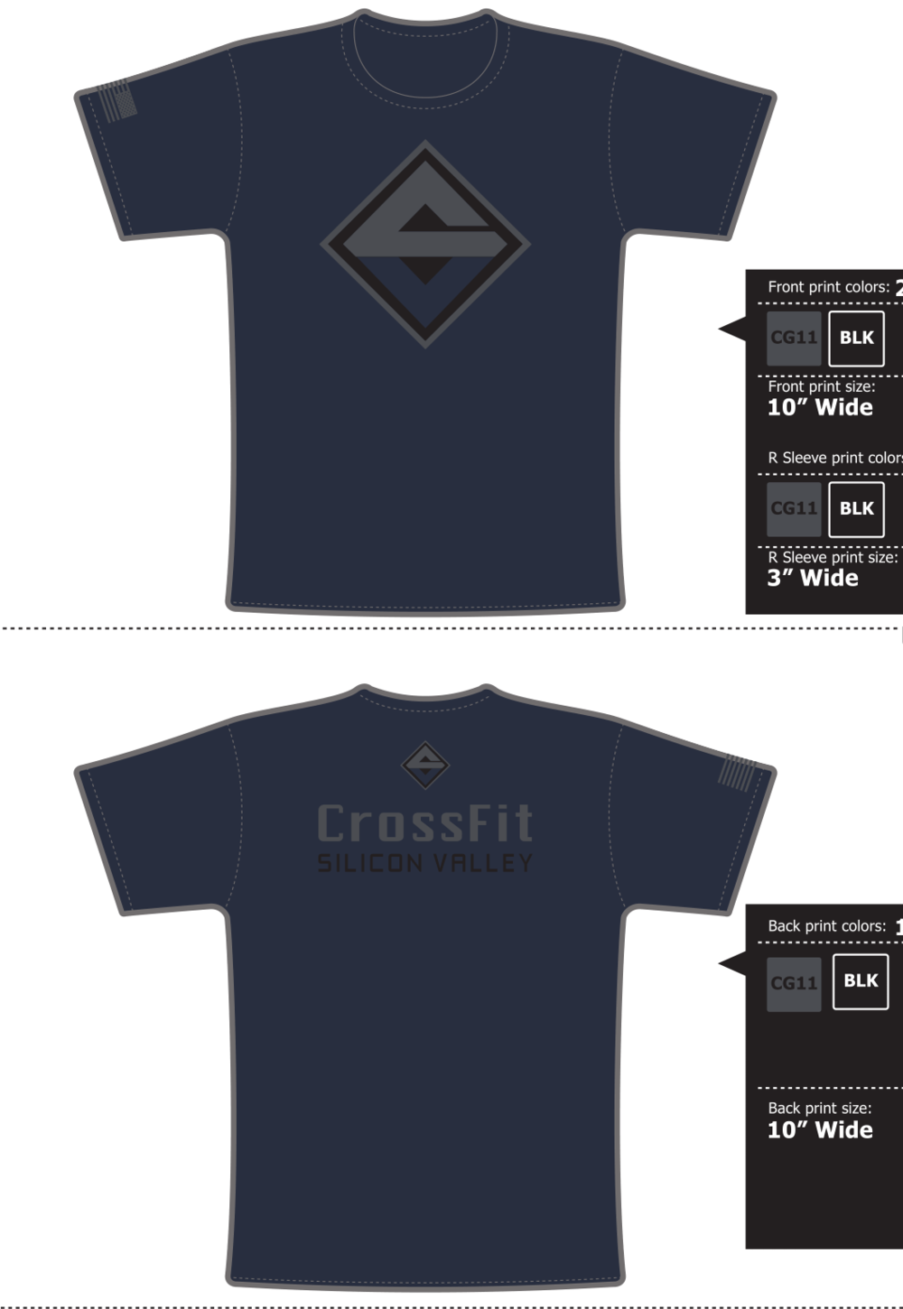 Please pre-order CFSV shirts and hoodies!   The shirt designs are done! We just need to place the order.  We need the following: PayPal or Wodify Tab $40 for Hoodie, $25 for Shirt Specify (Quantity/Style/Size-Sm, M, Lg, XL, XXL)  Payment type: Wodify Tab OR Send PayPal to judd.xavier@gmail.com   Example: Judd Xavier -1 Hoodie Lg, 2 Men's M, PayPal sent!