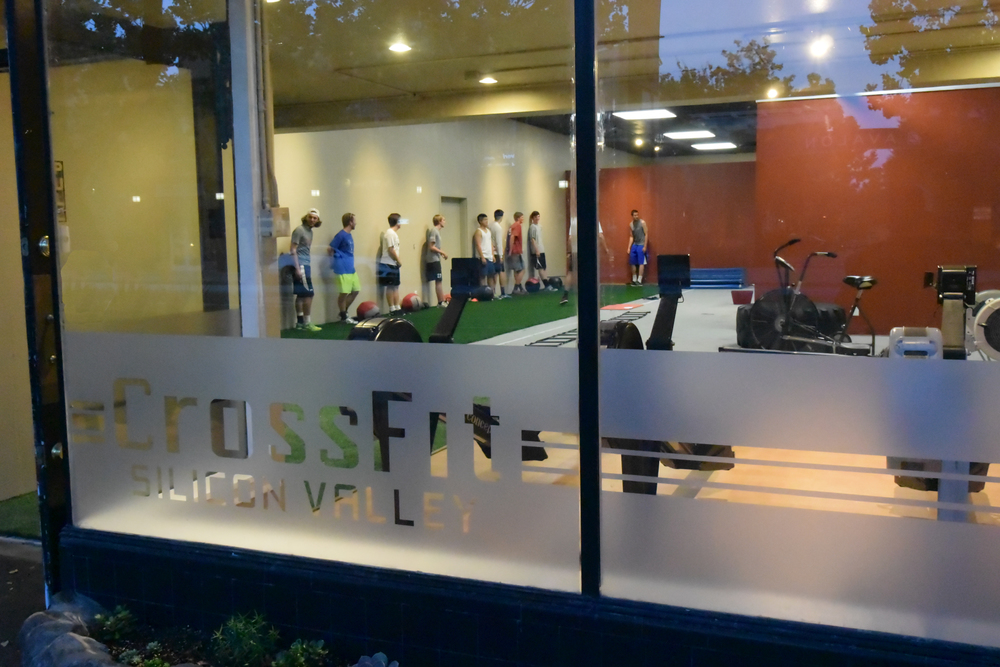 We opened more training opportunities for all CFSV athletes in our larger space!