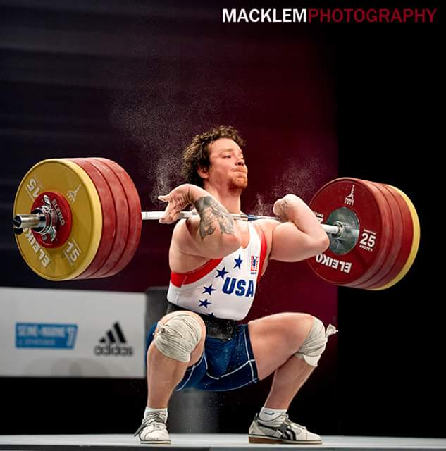 Donny Shankle All Day Weightlifting Seminar    23 August at 9:00AM-5:00PM   CrossFit Silicon Valley in San Jose, California