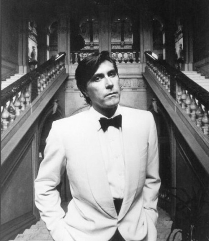 Elegant, seductive and cool...Bryan Ferry