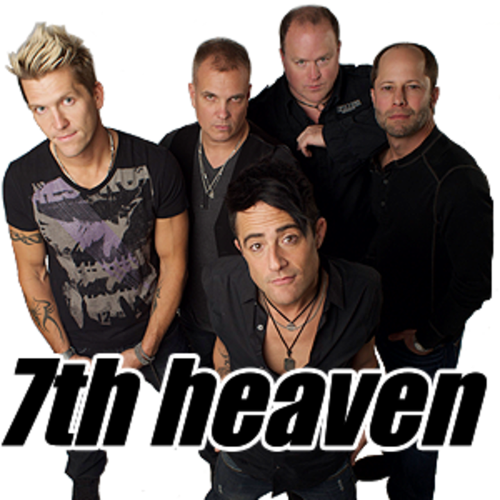 7th Heaven...the best cover band with original material