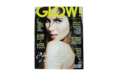 Glow Magazine. 2013