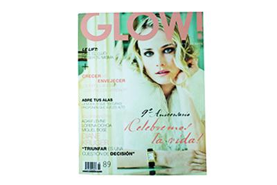 Glow Magazine. 2014