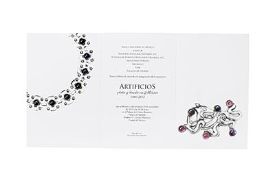 Artificios. Plata y Diseño en México. 2013