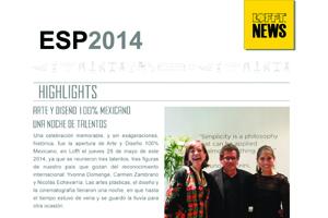 Lofft News. Evento Arte y Diseño Mexicano. Mexico, 2014