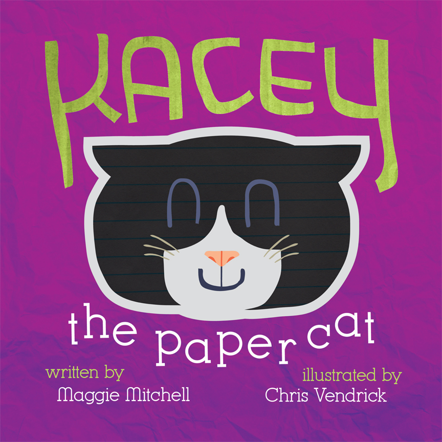 Kacey the Paper Cat