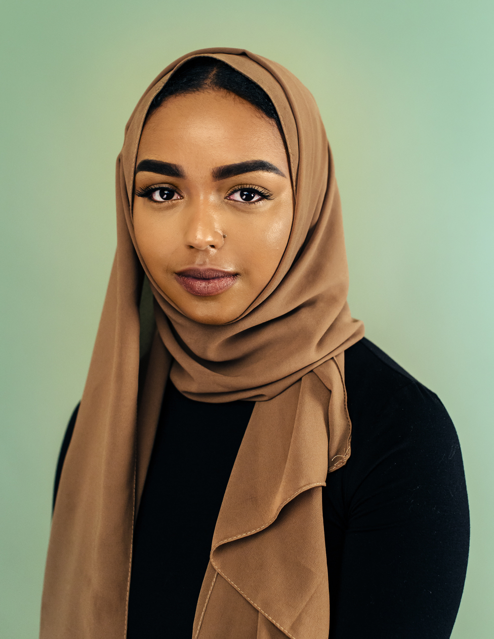 Shahd Batal photographed by Bobby Rogers