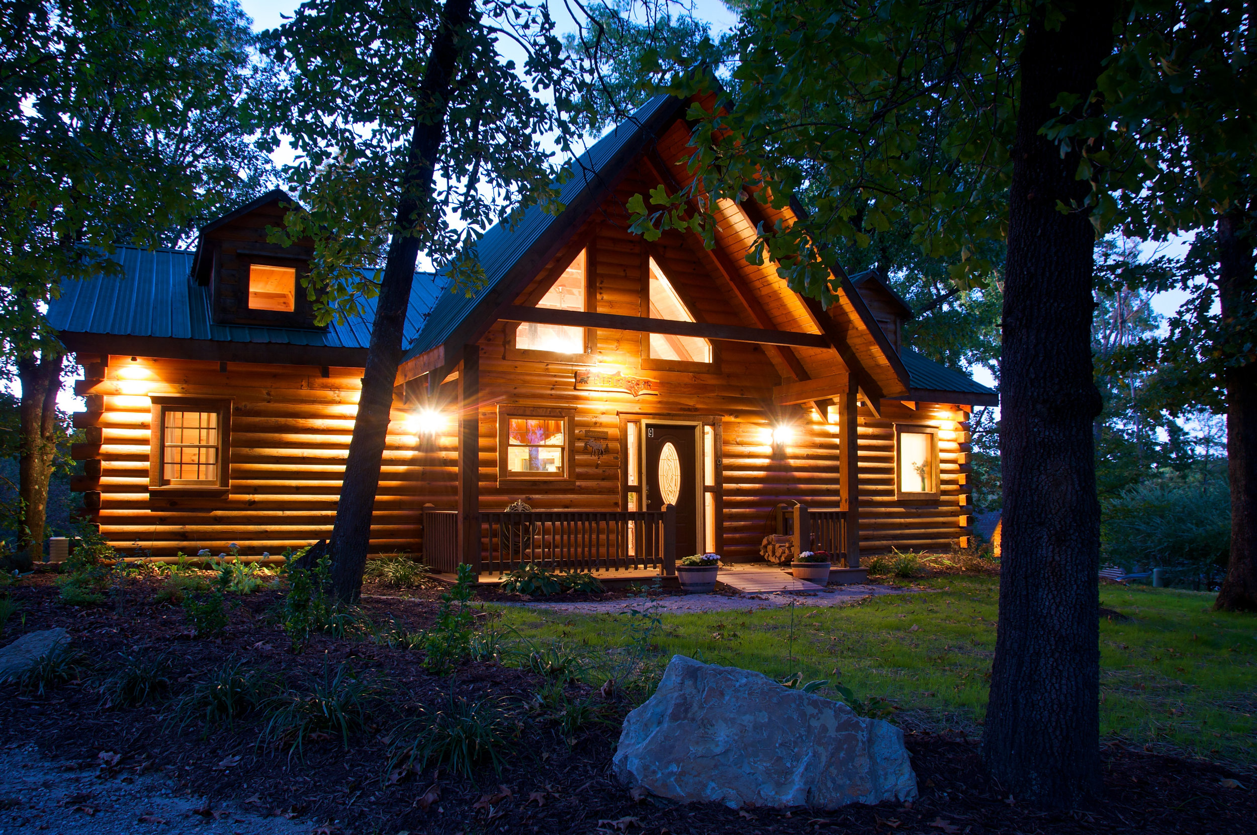 c lake rental mo branson cabins log of cody ozarks rentals dreams in s the cabin