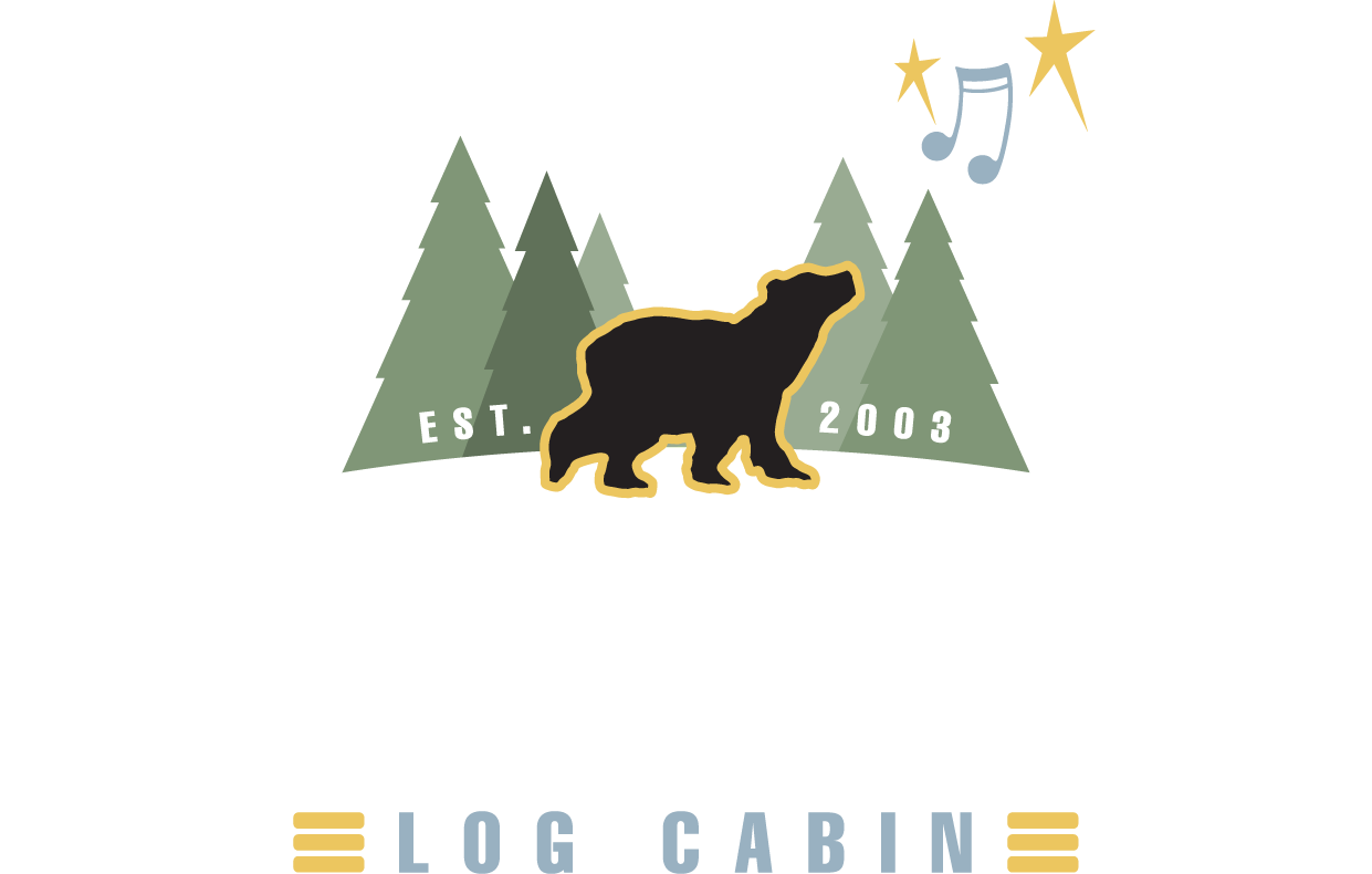 Branson Bear Log Cabin