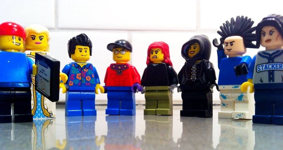 Lego bytown crew courtesy of Kai