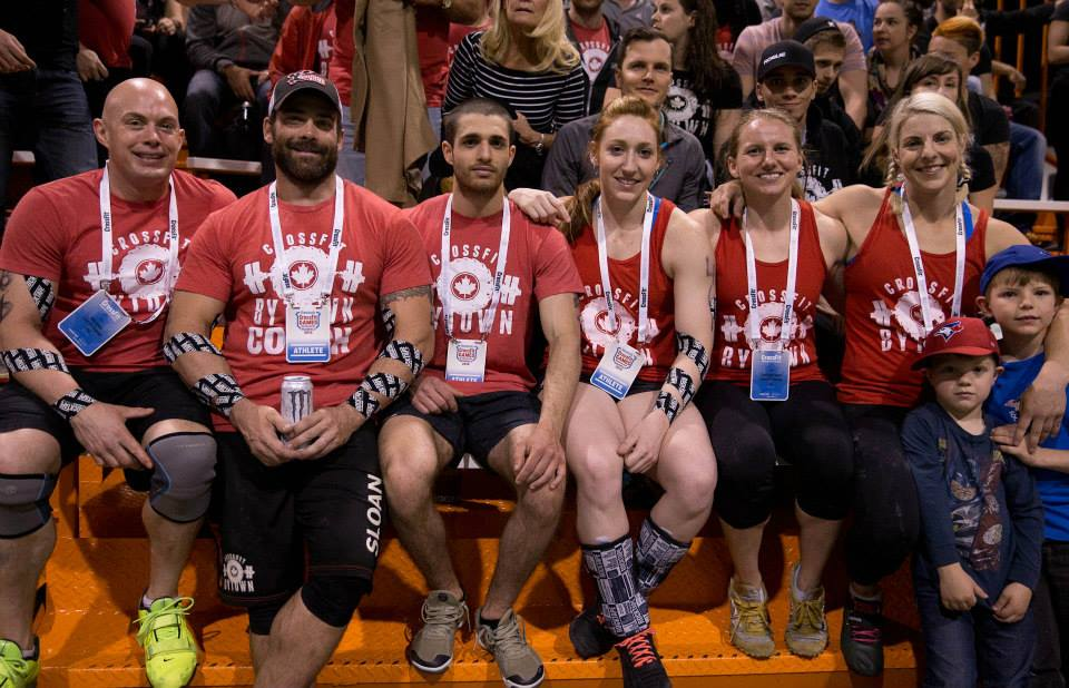 2014 Crossfit Bytown Regionals Team