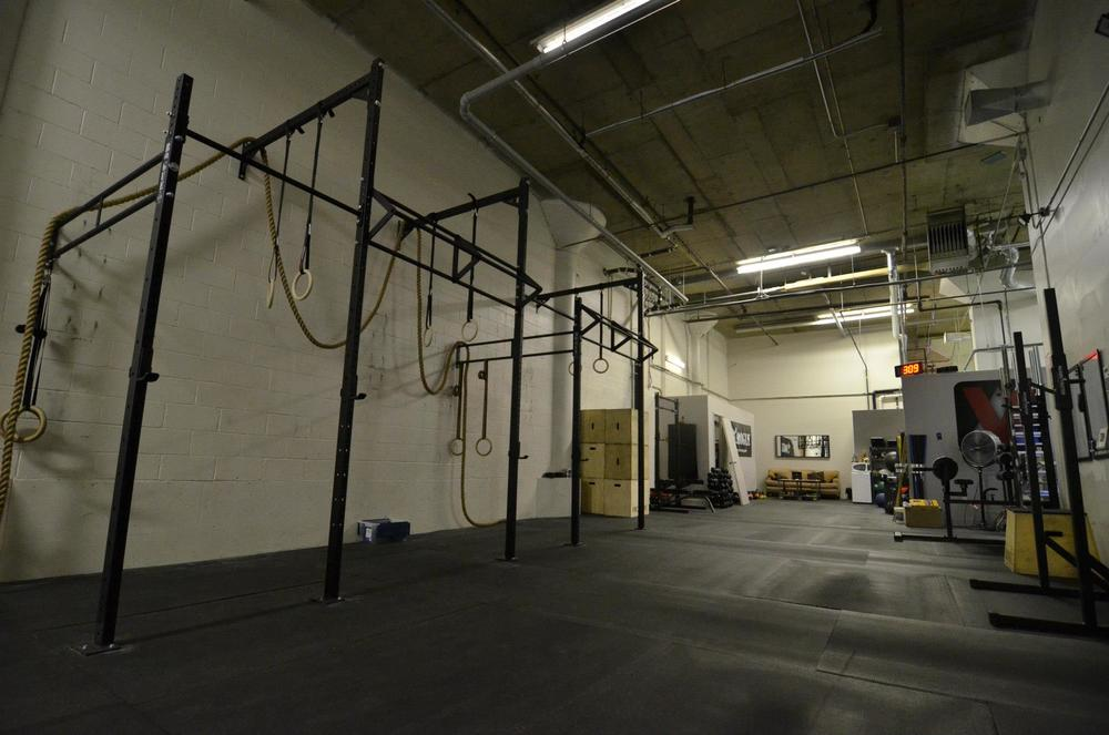 Final Day of the second chapter of Crossfit Bytown, , Here's to new space with bigger and badder wods, and 'so much fun' -claude