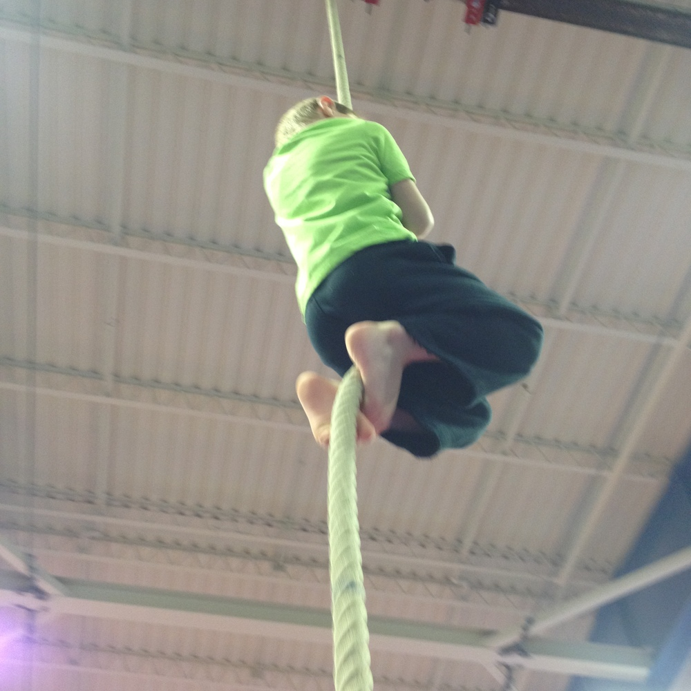 Rope Climbs 101