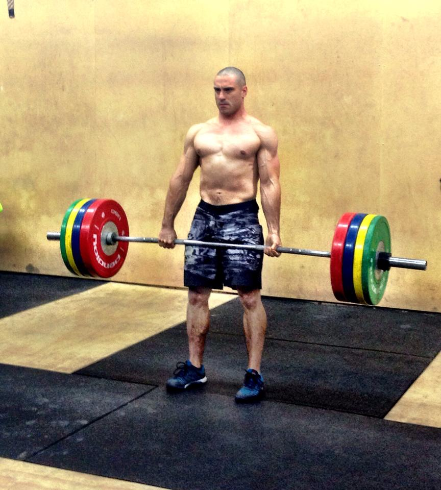 Light DeadLift