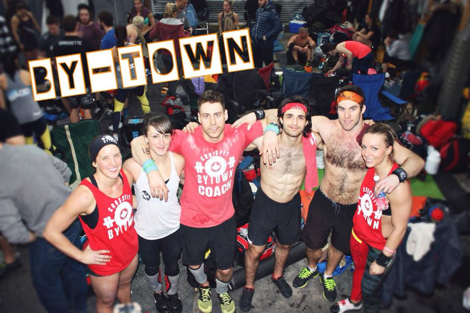 CrossFit Bytown @ Firebreather 2014