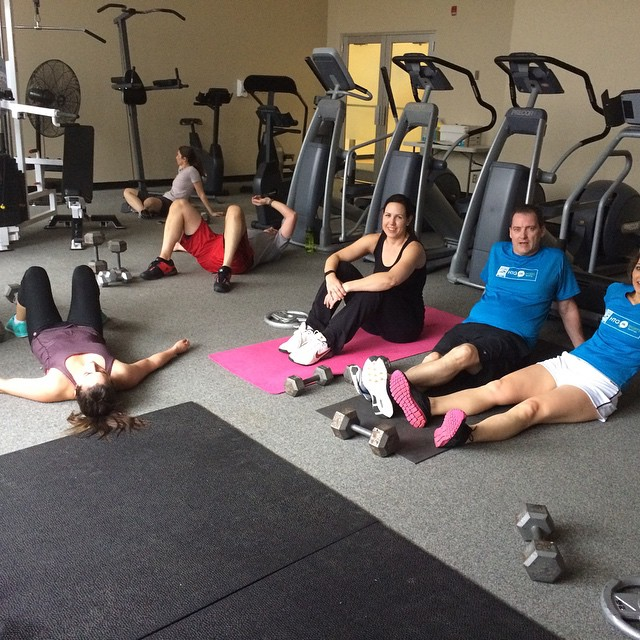 Office Wod CrossFit Bytown Crew