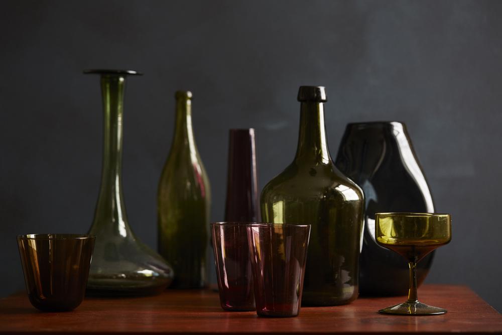 Glass Bottles Evi Abeler Still Life Photography