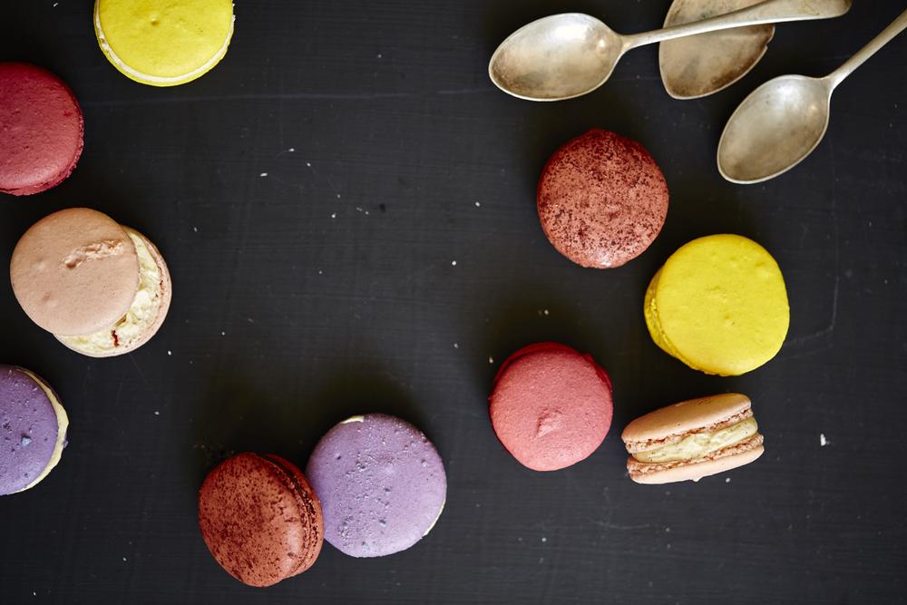 Macarons Evi Abeler Food Photography