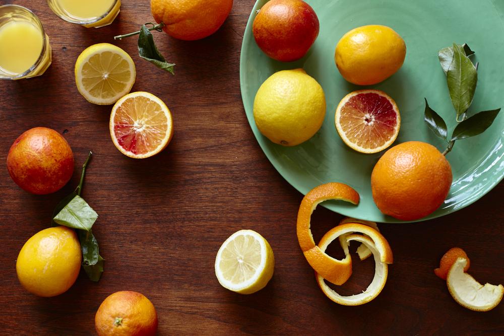 Oranges Lemons Citrus Evi Abeler Still Life Photography