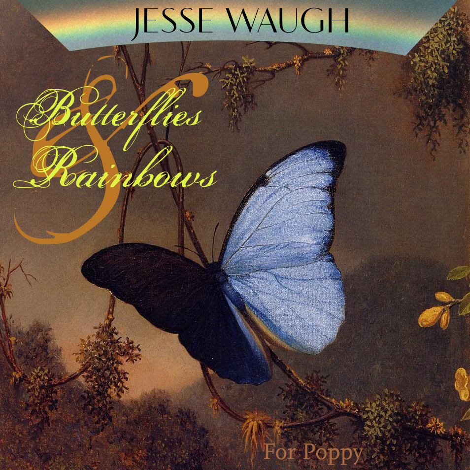 Butterflies & Rainbows by Jesse Waugh
