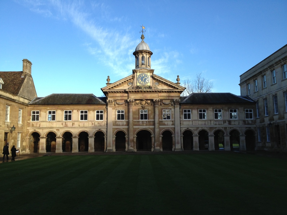 A College at Cambridge
