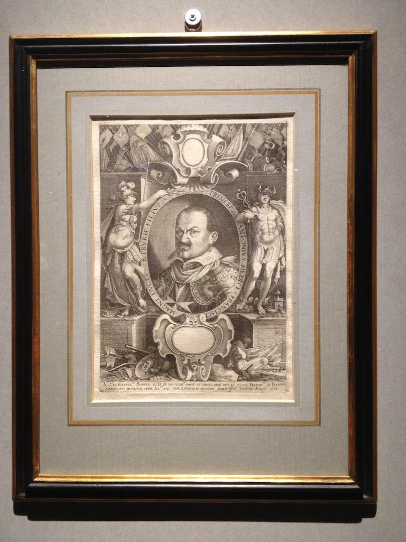 Don Antonio de Medici Alchemist
