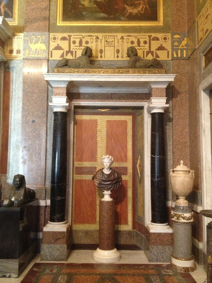 Egyptian Room Galleria Borghese