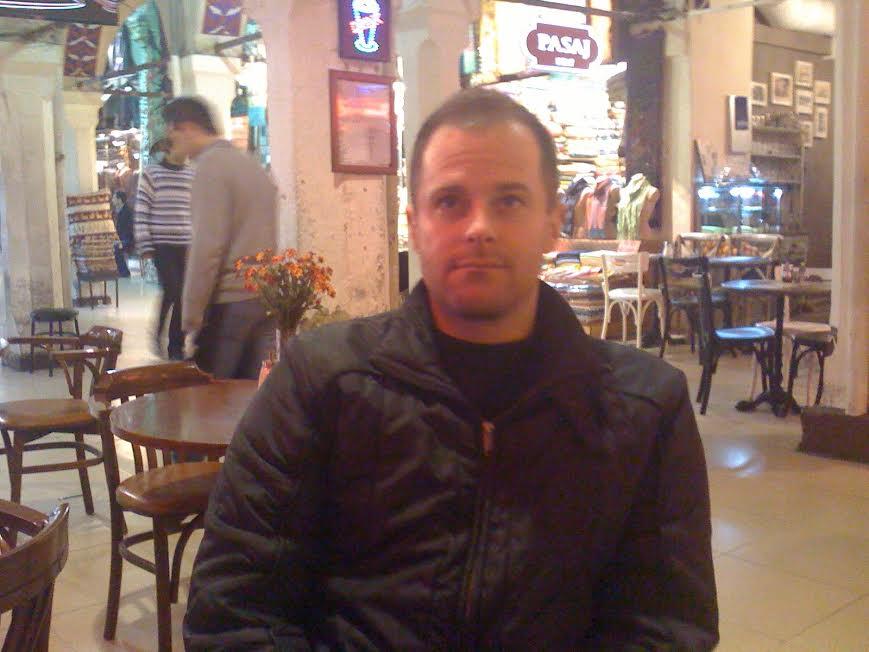Jesse Waugh - Grand Bazaar Istanbul