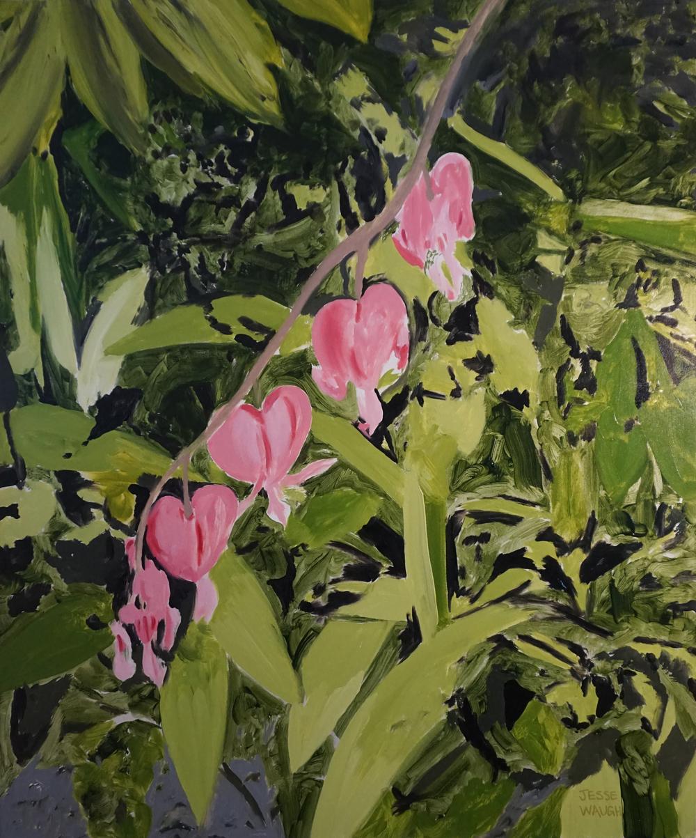 Jesse Waugh   Pathological Altruism   2015 Oil on canvas