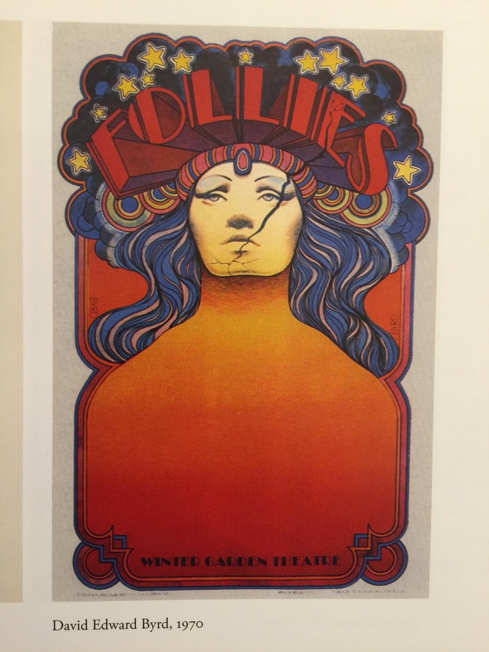 1960s art nouveau revival posters  u2014 jesse waugh