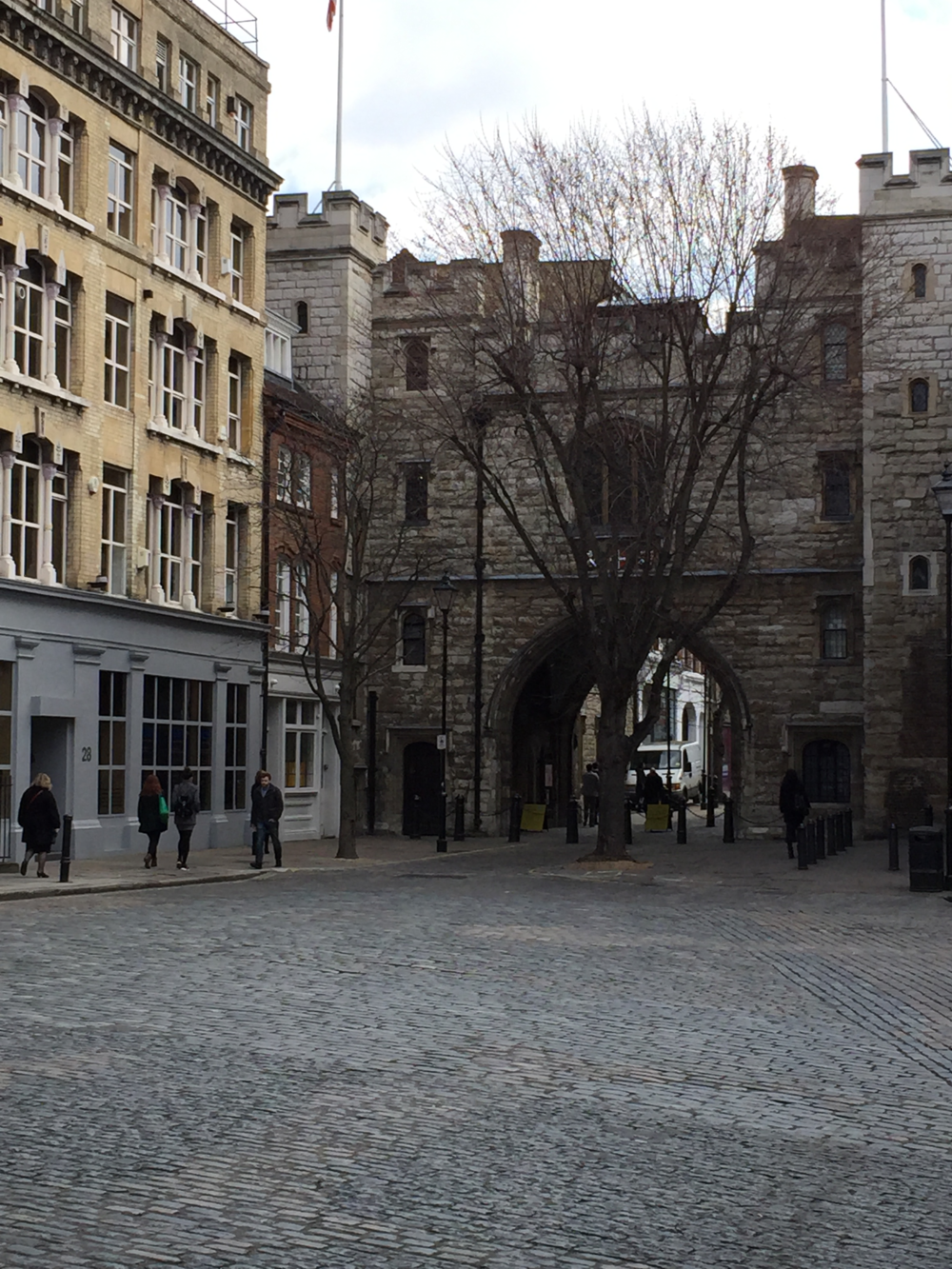 Saint John's Gate, Clerkenwell, London
