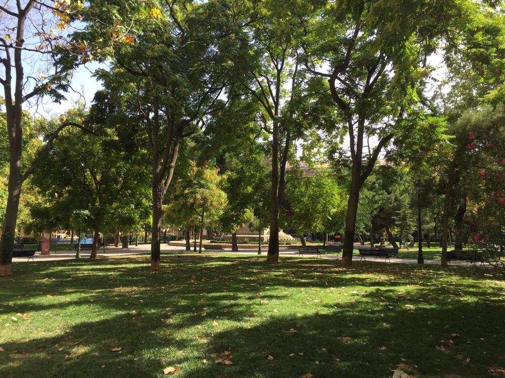 Plaza de Los Sitios, Zaragosa