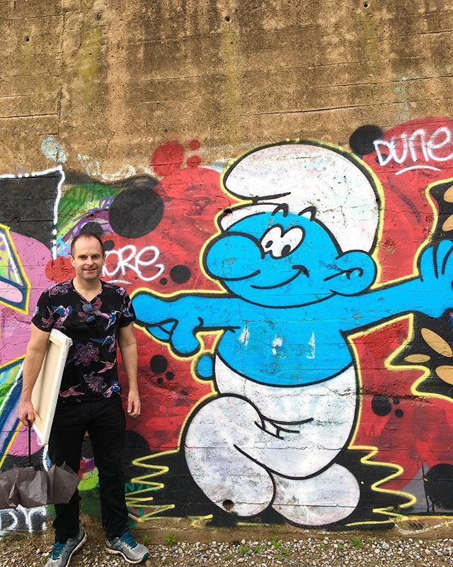 Smurfs were always my favorite! 🤗