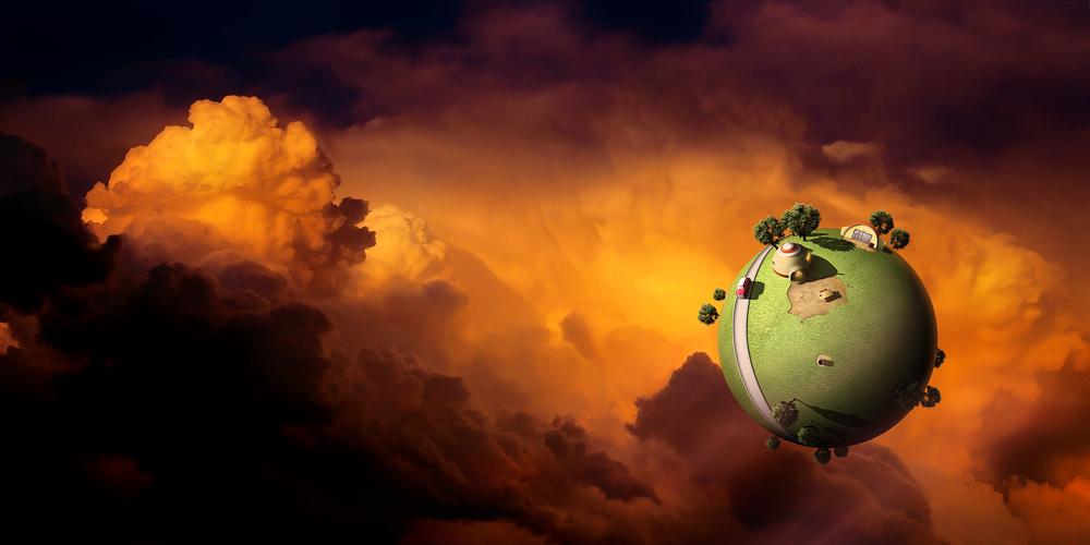Kaito's Planet
