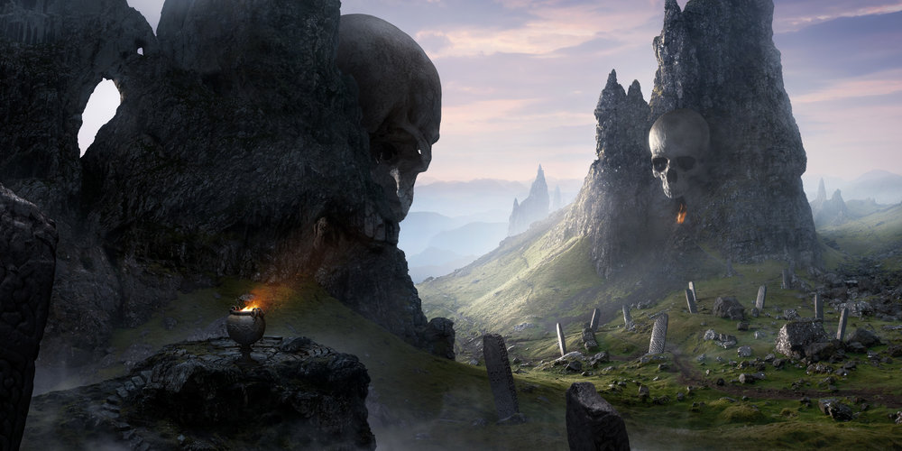 The Flame of Helheim