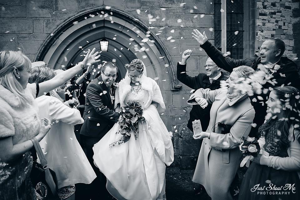 Church wedding 2015