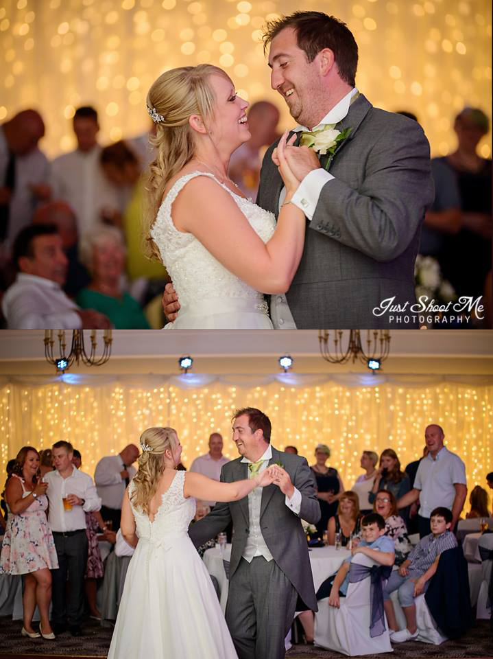 First Dance at Holiday Inn