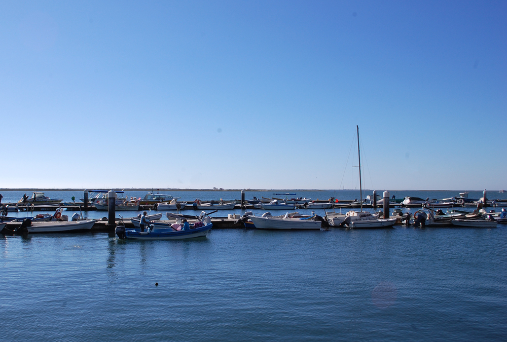 Port of Olhao