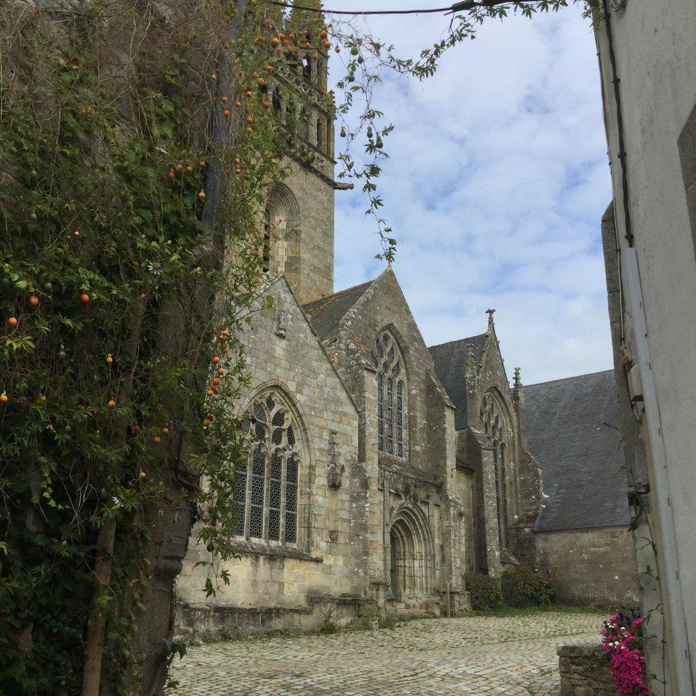 Eglise de Pont-Croix