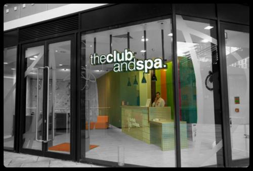 theclub andspa Birmingham