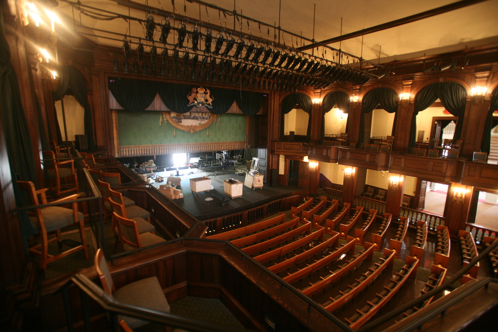 dock street theatre renovation adc engineering specialists