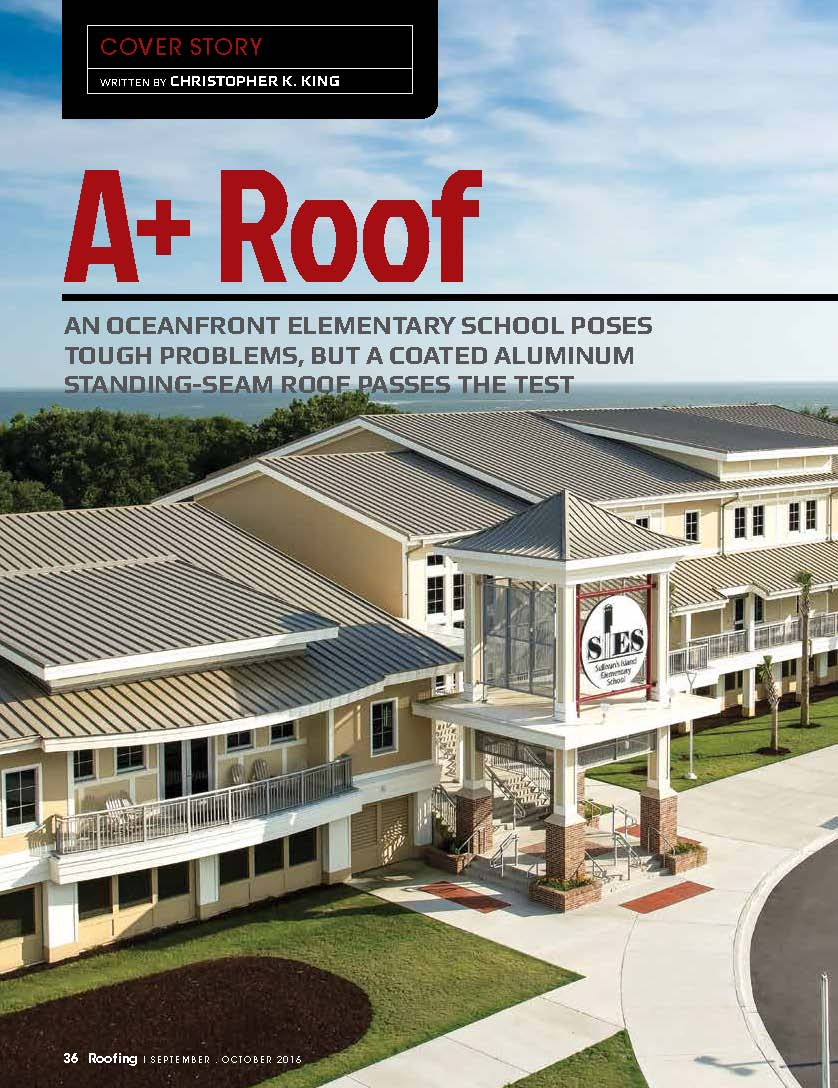 Roofingmagazine.com / PHOTOS: Petersen Aluminum Corp.