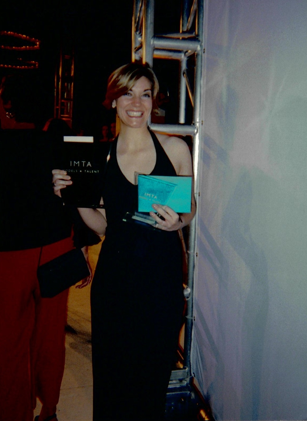 IMTA's Talent of the Year 2002