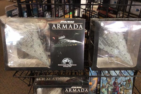 Star Wars Armada Imperial Star Destroyers