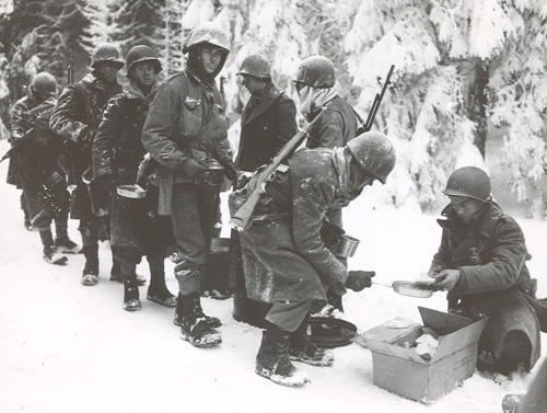 It's winter! - You should do your best to assemble an army in winter uniforms with the appropriate equipment. No proxies. The models in your army for this campaign should be WYSIWYG and representative of this period of the war. That said, not all troops, especially on the American side, had winter clothing, so if your models don't have winter gear, it can be okay. Just ask me.