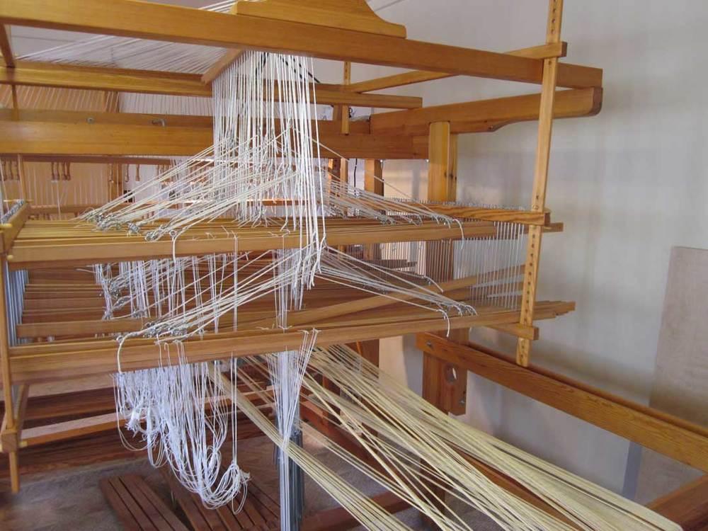The Draw Loom — Rebecca Mezoff