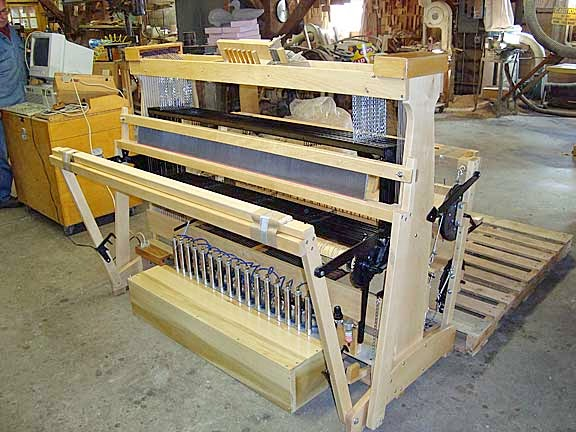 Which tapestry loom is right for me? Part 1: Low-warp looms
