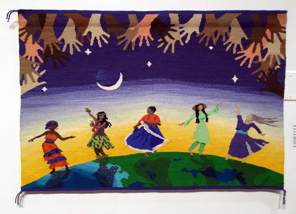 Kevynne Layne 's tapestry Joy