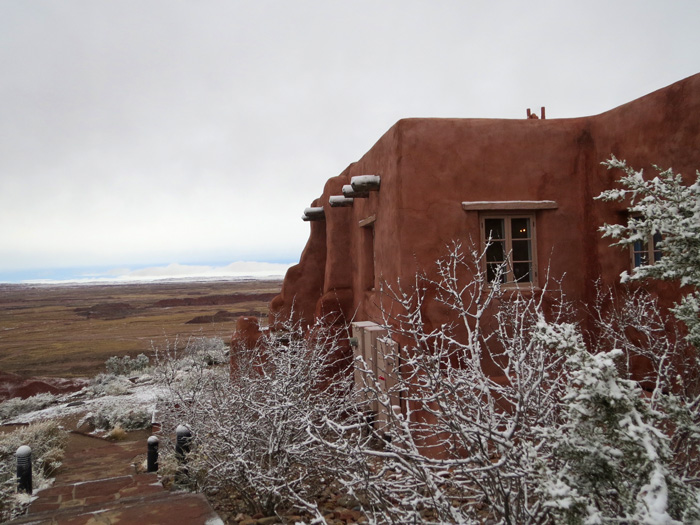 Painted Desert Inn, Petrified Forest National Park