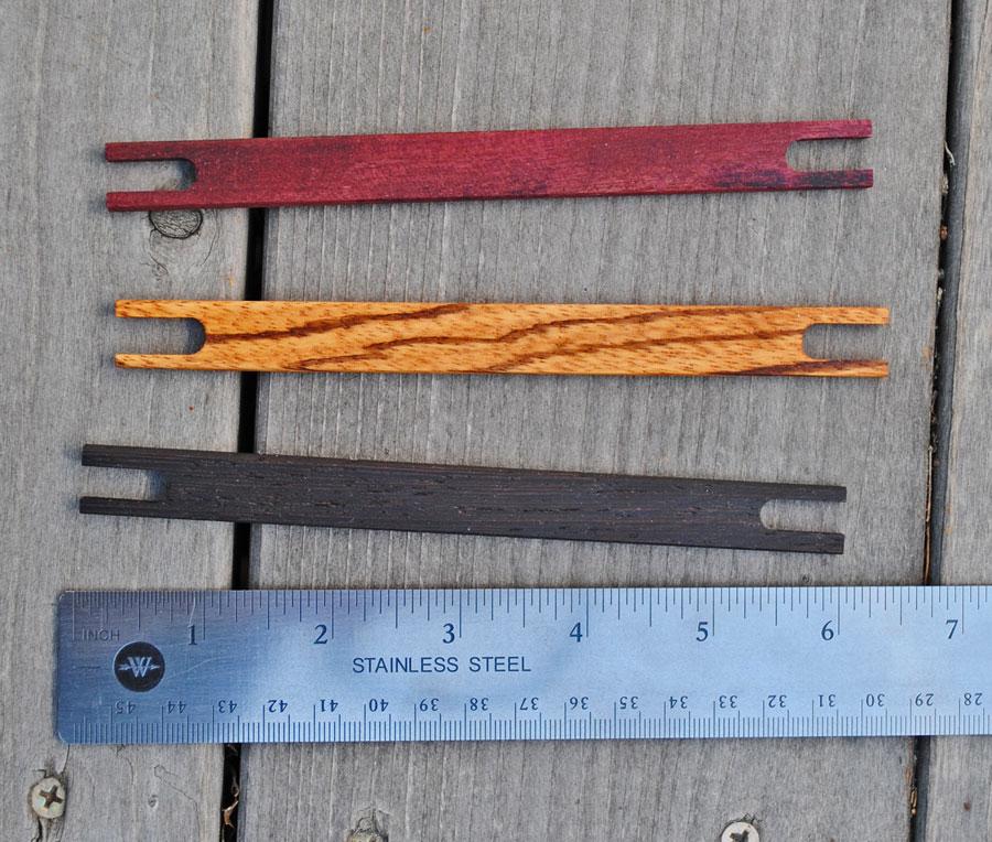Stick shuttles